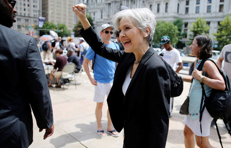 Jill Stein, l'écolo qui menaçait Hillary Clinton - leJDD.fr | Actualités écologie | Scoop.it
