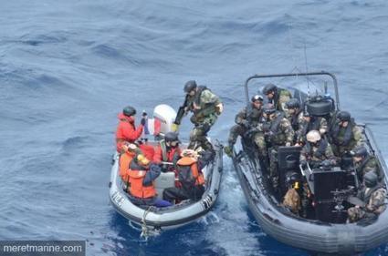 Piraterie. Des juges somaliens en formation à Lorient | Mer et Marine | droit de la mer | Scoop.it
