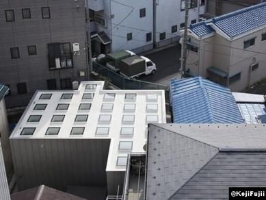 Le Courrier de l'Architecte | Takeshi Hosakainsuffle l'infiniment grand dans l'infiniment petit | Architecture Urban Design | Scoop.it