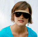 Look different  and stylish with no headache visor | vizini | Scoop.it