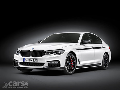 2017 BMW 5 Series M Performance goodies arrive - before the new 5-Series hits the road   The Automotive View   Scoop.it