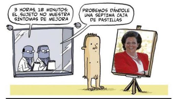 Rita Barberá y Viagra. Tweet from @Dani_Gove | Partido Popular, una visión crítica | Scoop.it