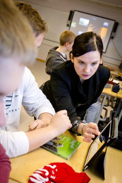 Pohjolan Sanomat | Ylitornion lukion rehtori pääsi Applen huippuopettajaverkostoon | Teachers | Scoop.it