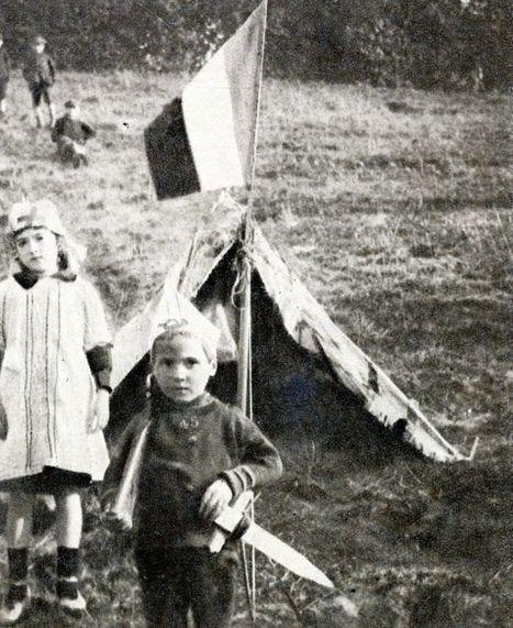 L'image de l'enfance utilisée pendant la guerre : entre protection et propagande ?   Mon centenaire de la grande guerre   Scoop.it