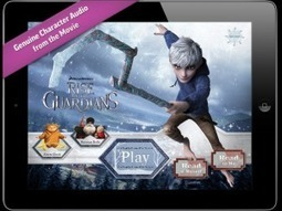 iStoryTime Releases Rise of the Guardians Interactive eBook - Good E-Reader (blog) | Library learning centre builds lifelong learners. | Scoop.it