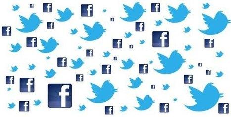 Kurang Inovasi, Facebook 'Membajak' Beberapa Fitur Twitter | Media Sosial | Scoop.it