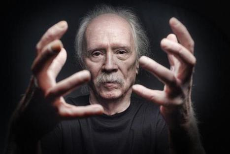 John Carpenter Developing Four Horror TV Shows; Directing Pilots | Gothic Literature | Scoop.it
