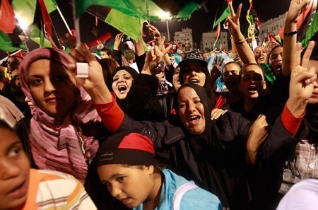 Gaddafi's Death Starts a Perilous Race for Power in Libya   - Global Spin | Highlights News Of The World | Scoop.it