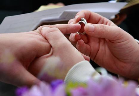 Italie: un tribunal reconnaît pour la première fois un mariage ... - DirectMatin.fr   Actualité Italie   Scoop.it