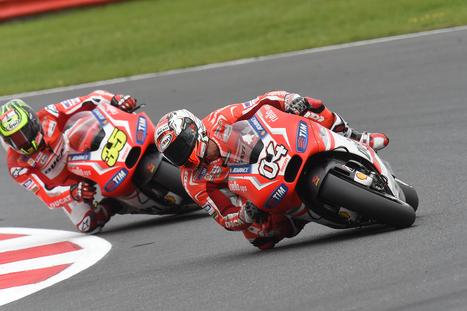 Silverstone MotoGP Photo Gallery (Friday) | Ductalk Ducati News | Scoop.it