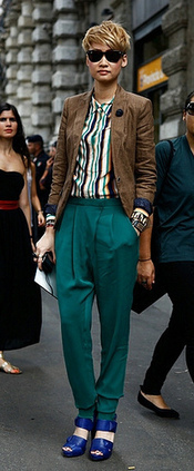Trend watch: Masculine look | myproffs.co.uk - Entertainment | Scoop.it