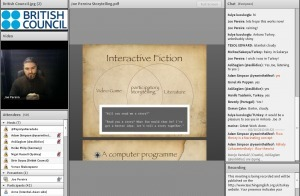 Read/Write/Play: Interactive Fiction at the Story Sharing Web Conference | Interactive Fiction and Digital Game-based Learning | Scoop.it
