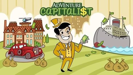 Adventure Capitalist Hack - Unlimited Gold Bars, Angels | HacksPix | Scoop.it