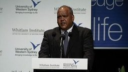 noel pearson delivers extraordinary speech to whitlam institute | Government Relations | Scoop.it