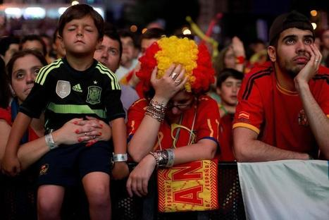 What Businesses Can Learn from Spain's Early World Cup Exit   Digital-News on Scoop.it today   Scoop.it