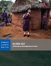 No Way Out: Child Marriage and Human Rights Abuses in Tanzania | Legal View On Protection Of Human Rights | Scoop.it