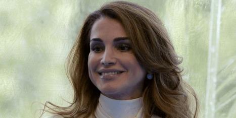 La reine Rania de Jordanie: 'Les musulmans modérés du monde entier en font trop peu pour stopper l'EI' | Think outside the Box | Scoop.it