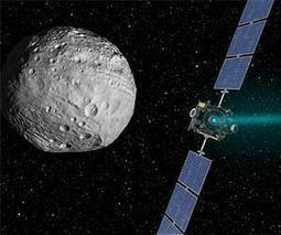 Dawn On Route From Vesta to Ceres   Astronomy News   Scoop.it