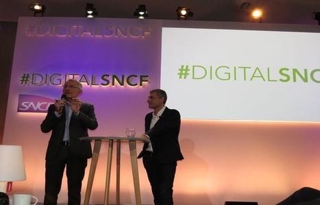 La SNCF donne un coup d'accélérateur à son plan digital   Web Marketing, Communication & Management   Scoop.it