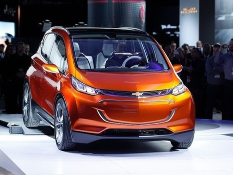 Chevrolet beats Tesla on e-car development | Nerd Vittles Daily Dump | Scoop.it