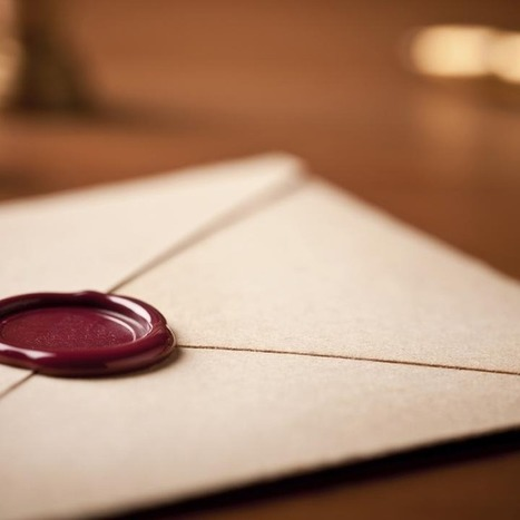 Lettrs App Lets You Send Snail Mail From Your iPhone | Content Marketing & Break | Scoop.it