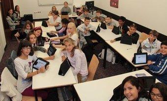 Le numérique s'invite dans les salles de classe - Var-Matin | école et handicap | Scoop.it