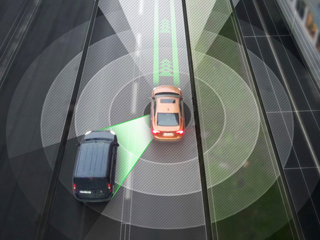 Volvo to Test Self-Driving Cars in Traffic - IEEE Spectrum | Daily Magazine | Scoop.it