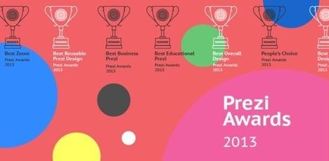 The 6 best prezis of 2013 | PREZI en MOOVLY Nederland | Scoop.it
