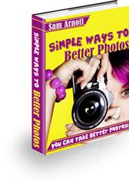 Simple Ways to Better Photos! | Smart eBooks | Scoop.it