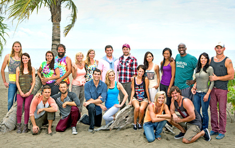 'Survivor' newbies reveal other Survivors they'd like to play with ... | LJ Productions and Publishing | Scoop.it