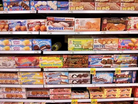 How to Cut Down on Processed Foods This Summer (And Always!) | Healthy Living | Scoop.it