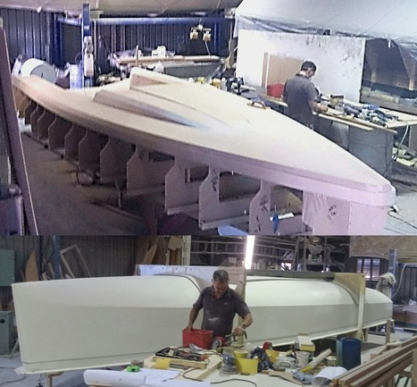K8 Progress Report | Soft Wing Sails | Scoop.it