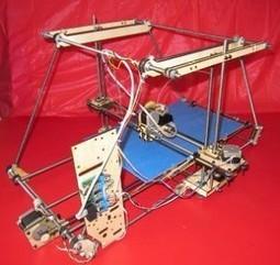 The RepRap Mondo – A Large format 3D Printer | RepRap Central Blog | REPRAP | Scoop.it