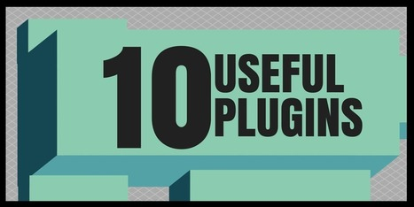 10 Most Useful Chrome Plugins for Social Media Marketers - Bad Rhino Rumblings | MarketingHits | Scoop.it