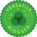 Premio Versatile Blogger | Educadores21 | tecnología y aprendizaje | Scoop.it