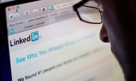 LinkedIn contacts: who owns what? | UK Employment law | Scoop.it
