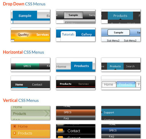 An Ultimate CSS3 Generator List | The Design Work | CRAW | Scoop.it