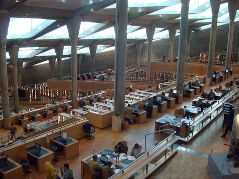 Las bibliotecas de Alejandría. | Mundo Clásico | Scoop.it