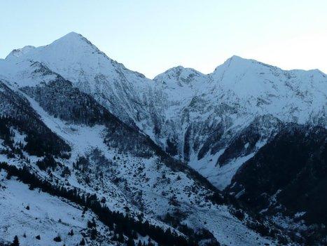 Pics de Sarrouyes et Berdalade le 27 décembre | Vallée d'Aure - Pyrénées | Scoop.it