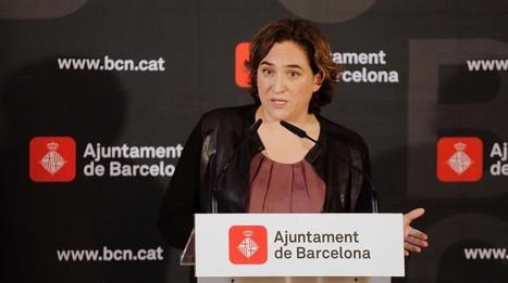 Colau impone cuatro multas de 315.000 euros a la Sareb, el BBVA y el Santander por tener pisos vacíos | SAREB | Scoop.it