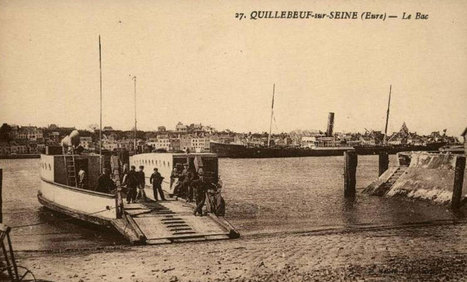 The lost treasure of the ship Télémaque, at Quillebeuf   Normandy Then and Now   Scoop.it