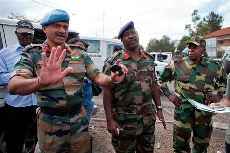 UN News - Humanitarian situation in eastern DR Congo remains 'extremely worrying' – UN official | Affiliate tools page | Scoop.it