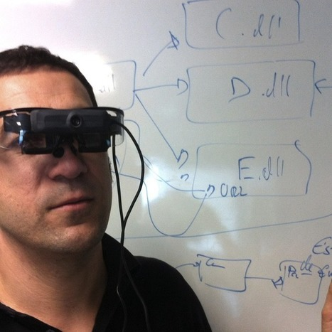 Augmented Reality Glasses in the Classroom: An Inside Look | Realidad Aumentada | Scoop.it