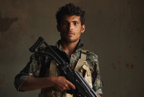 The Soldiers of Sinjar | Outbreaks of Futurity | Scoop.it