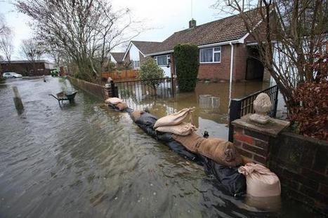 Hampshire flood hotspots could wait seven years for major improvements | Groundwater flooding UK | Scoop.it