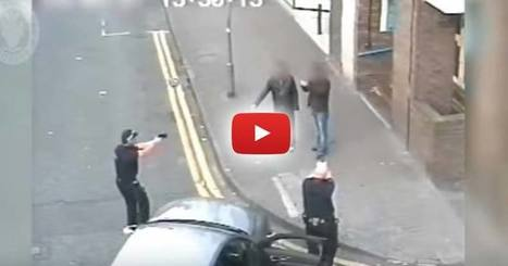 Video Shows How British Police React to a Teen with a Toy Gun -- Putting US Cops to Shame | Community Village Daily | Scoop.it