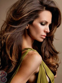 Brown Hair & Highlights | kapsel trends | Scoop.it
