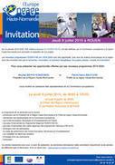 Séminaire de lancement des programmes FEDER-FSE-IEJ 2014-2020 - Programmes européens 2014-2020 - Financer des projets grâce à l'Europe - Europe - Solidarité internationale - LES ACTIONS - Région Ha...   Fonds Social européen   Scoop.it