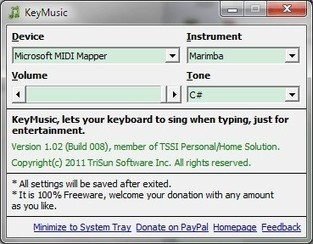 Make Your Keyboard Play Music When you Type [Freeware] | Tips And Tricks For Pc, Mobile, Blogging, SEO, Earning online, etc... | Scoop.it