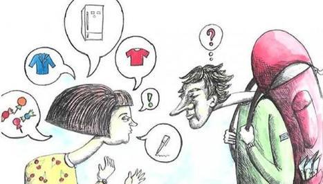 Palabras más, palabras menos. Divertidas diferencias entre el español de España y el de Argentina | Lenguaje adolescente | Scoop.it